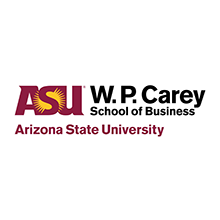 ASU, W. P. Carey School of Business, Arizona State University